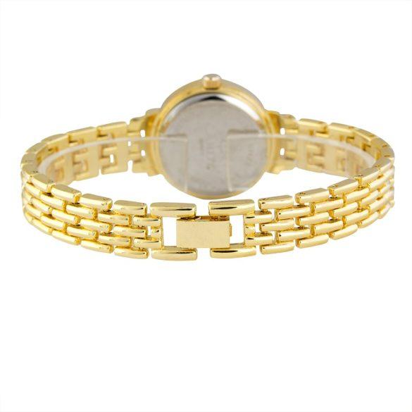 Cardy női ékszeróra, quartz, arany színű