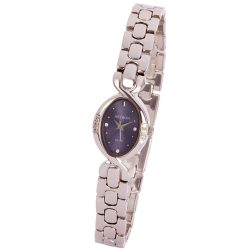 ASTRON 5188-2 női karóra, ezüst színű nemesacél tok, ezüst színű fémcsat, kék számlap, keményített ásványüveg, quartz szerkezet, 50 m (5 ATM) vízállóság
