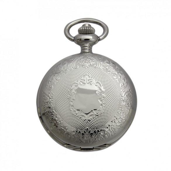 Astron férfi zsebóra, quartz, ezüst színű
