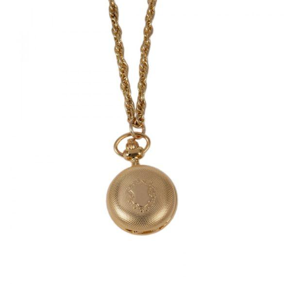 Astron női nyakláncóra, quartz, arany színű