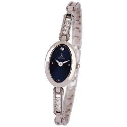 ASTRON 5425-2 női karóra, ékszeróra, ezüst színű fém tok, ezüst színű fémcsat, kék számlap, keményített ásványüveg, quartz szerkezet, cseppmentes vízállóság