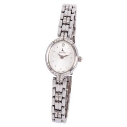 ASTRON 5449-8 női karóra, ezüst színű fém tok, ezüst színű fémcsat, ezüst színű számlap, keményített ásványüveg, quartz szerkezet, cseppmentes vízállóság