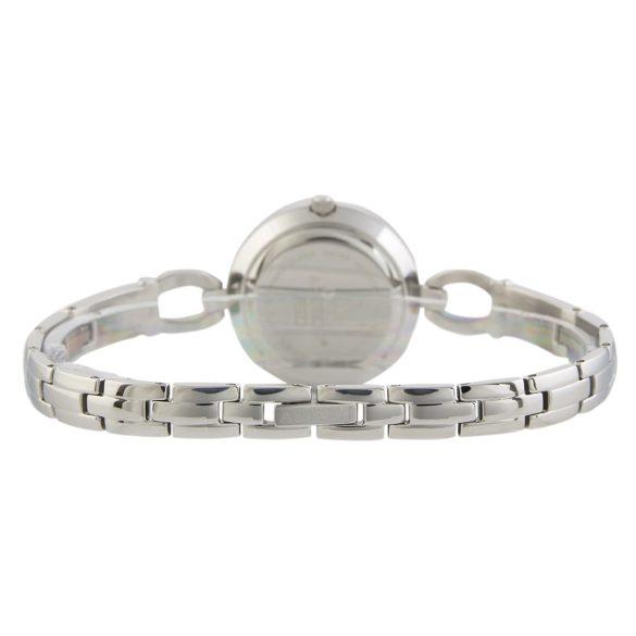 ASTRON 5513-7 női karóra, ékszeróra, ezüst színű nemesacél tok, ezüst színű nemesacél csat, fehér számlap, zafírüveg, quartz szerkezet, cseppmentes vízállóság
