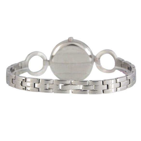 ASTRON 5515-7 női karóra, ékszeróra, ezüst színű nemesacél tok, ezüst színű nemesacél csat, fehér számlap, zafírüveg, quartz szerkezet, cseppmentes vízállóság