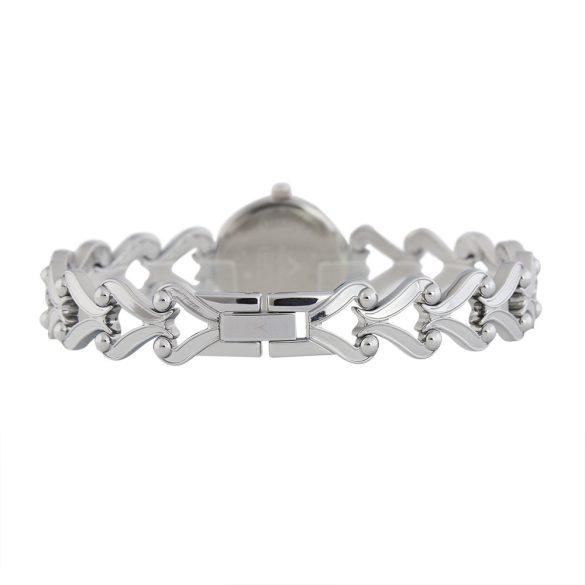 ASTRON 5771-8 analóg női karóra, ezüst színű fém tok, ezüst színű fém szíj/csat, ezüst számlap, keményített ásványüveg, quartz szerkezet, cseppmentes vízállóság