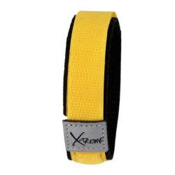 X-treme szíj 67, sárga színű, 16 mm