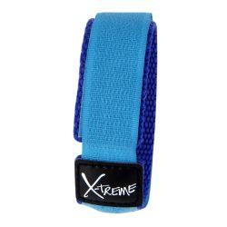 X-treme szíj, 411G-L5, világos kék színű, 20 mm