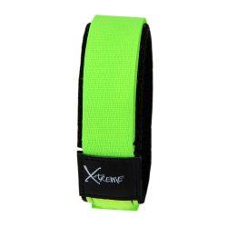 X-treme szíj 56, világoszöld színű