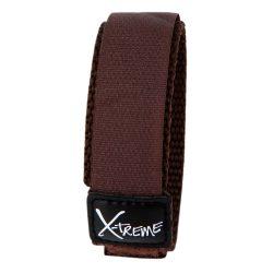 X-treme szíj, 411G-02, barna színű, 20 mm