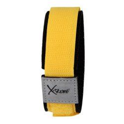 X-treme szíj 67, sárga színű