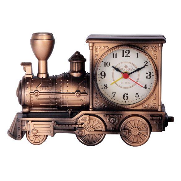 Figurás ébresztőóra (vonat)