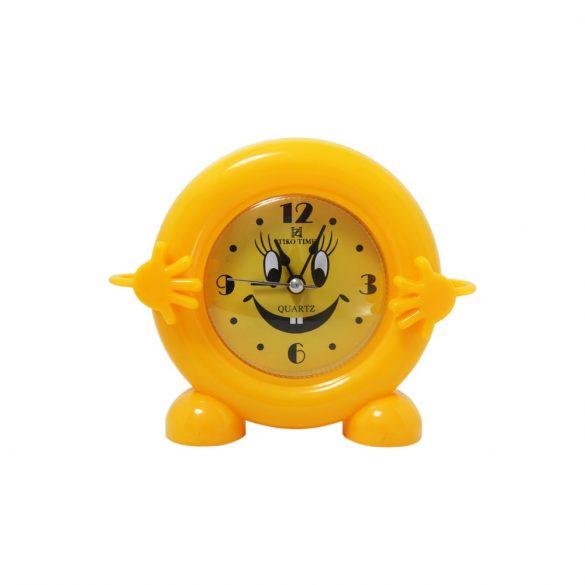 Tiko Time Figurás ébresztőóra, quartz