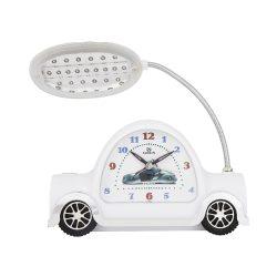 Tiko Time figurás ébresztőóra (autós), quartz, LED lámpa