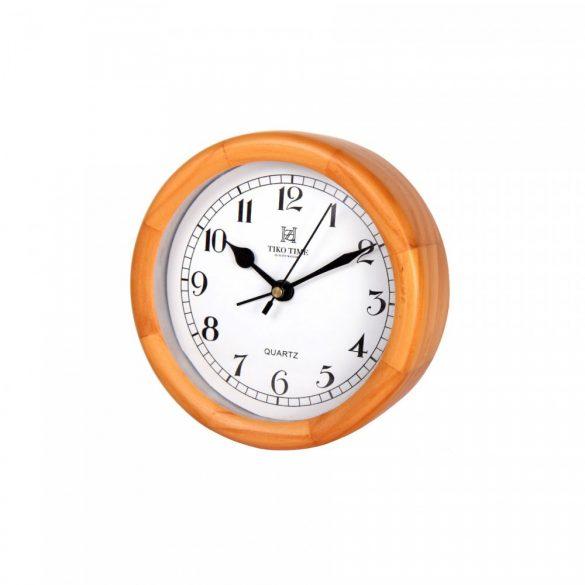 Tiko Time quartz fa asztali óra (tölgy)