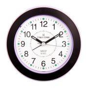 Tiko Time ébresztőóra, quartz, fekete/lila színű