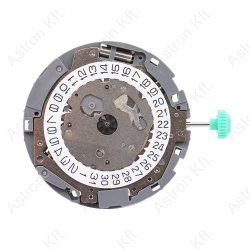 Miyota OS10 quartz szerkezet, chronograph, 6 mutatós