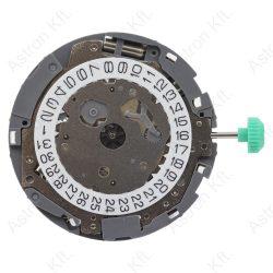 Miyota OS60 quartz szerkezet, chronograph, dátumos