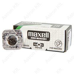 373 ezüst-oxid gombelem, bl1 (Maxell)