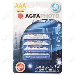 AgfaPhoto Alkáli mikroelem, 1, 5V B4/db